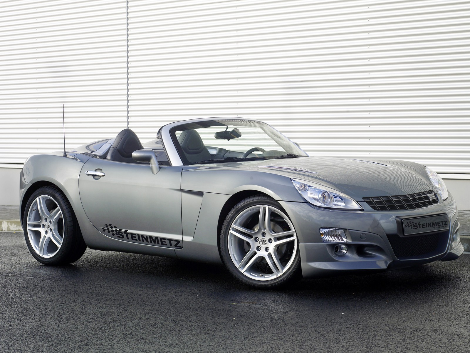 Steinmetz Opel GT Saturn Sky photo 50335