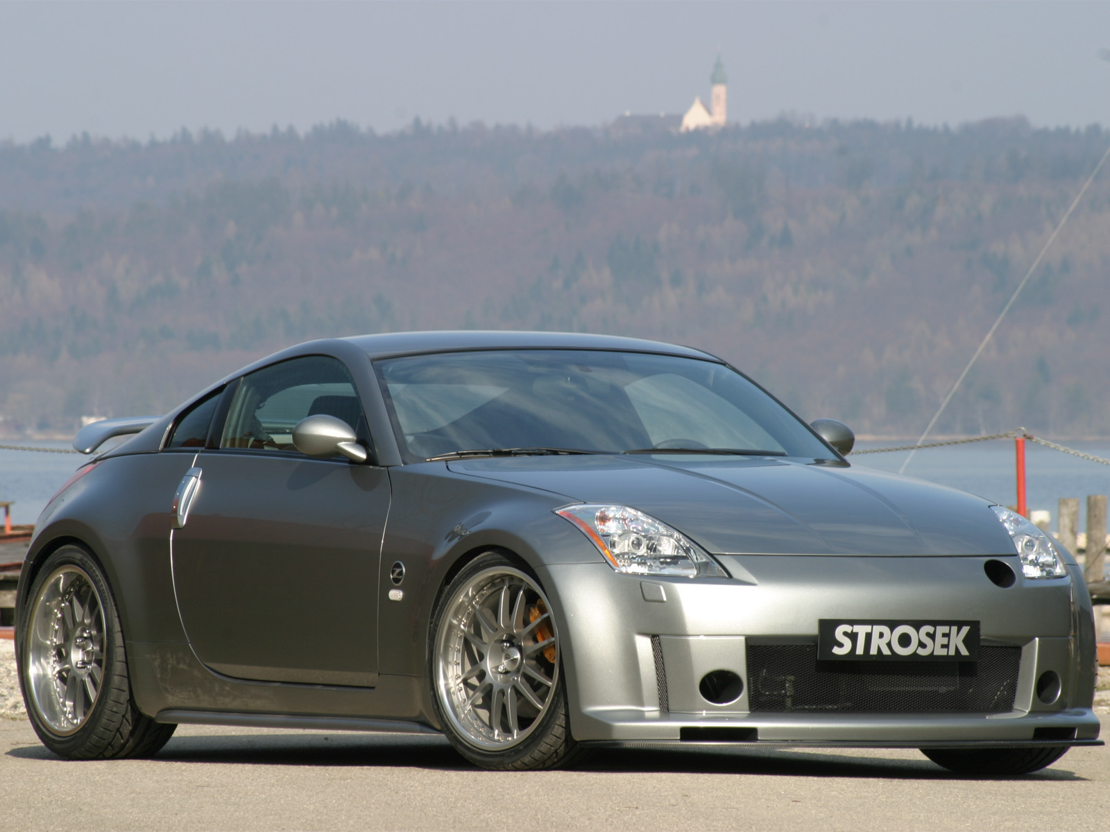 Strosek Nissan 350Z photo 35321