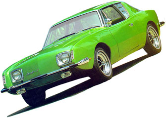 Studebaker Avanti II photo 25922
