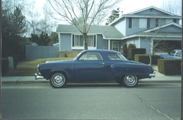 Studebaker Champion Starlight Coupe photo 25816