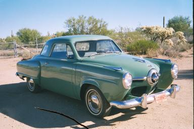 Studebaker Champion Starlight Coupe photo 25817