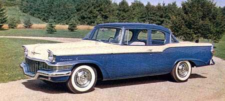 Studebaker Commander photo 25814