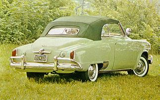 Studebaker Commander State Convertible photo 25811