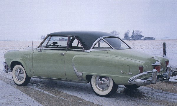 Studebaker Commander State Starliner photo 25824
