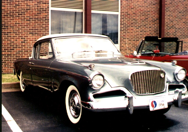 Studebaker Power Hawk photo 25841