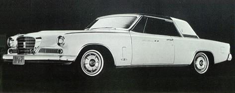 Studebaker R2 Super Hawk photo 25898