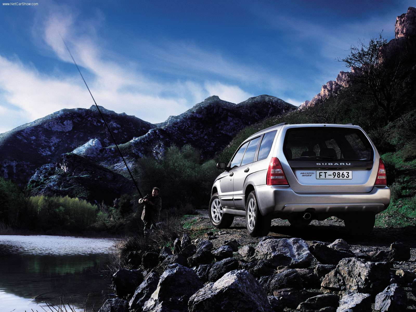 Subaru Forester photo 34200