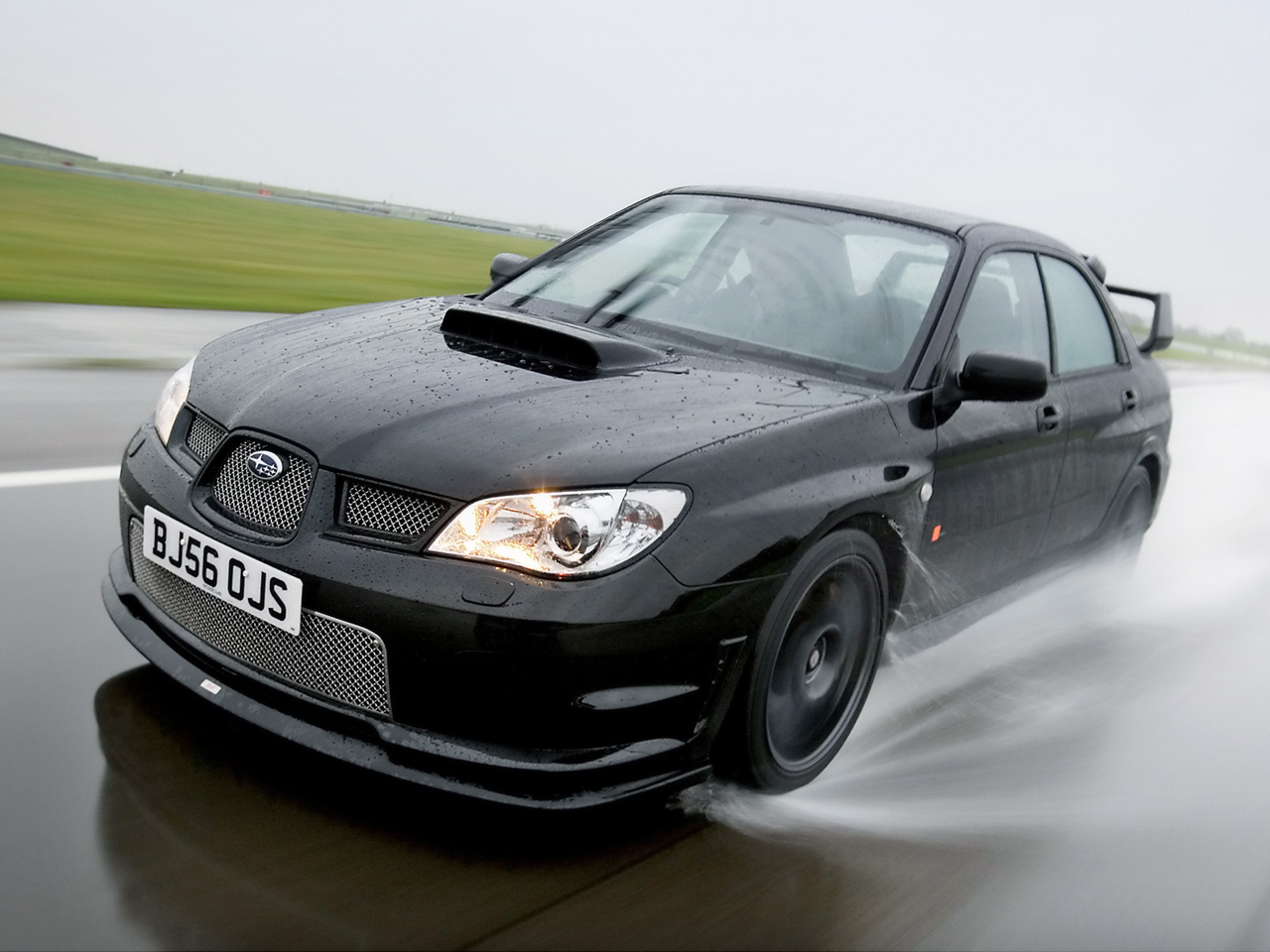 Subaru WRX STi photo 106351
