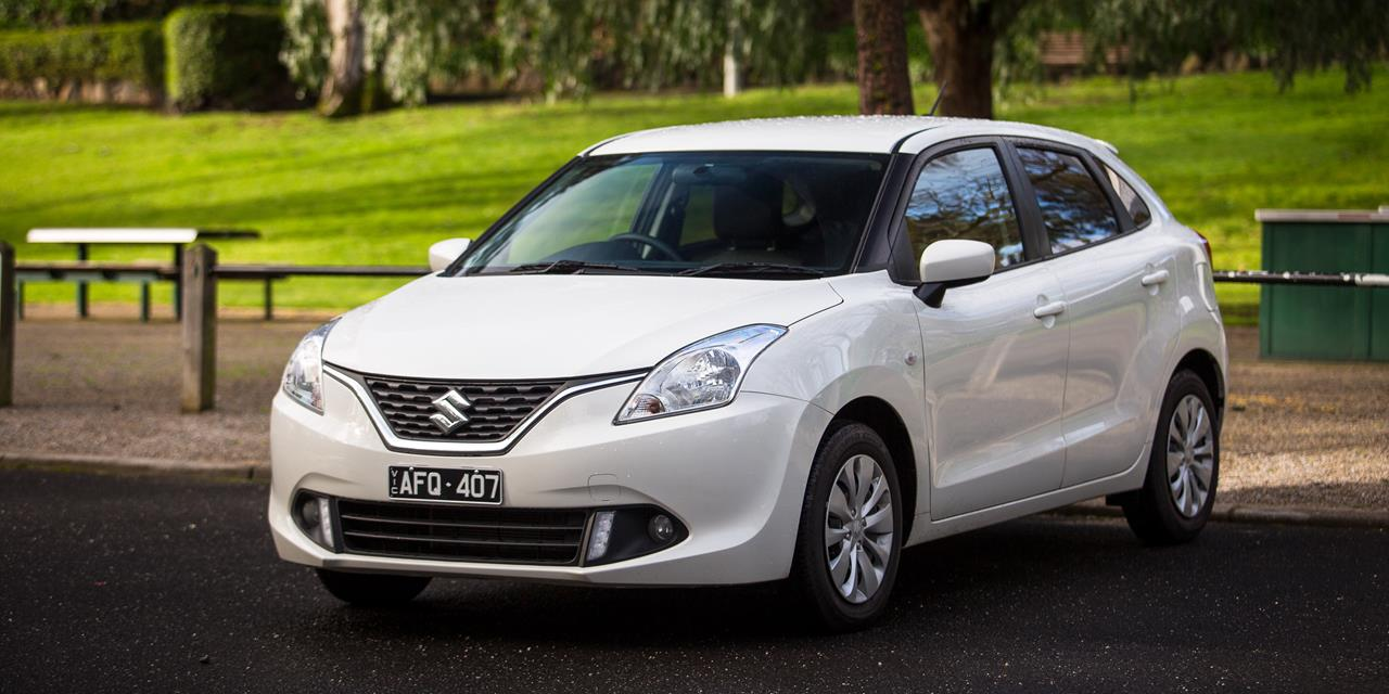 Suzuki Baleno photo 167501