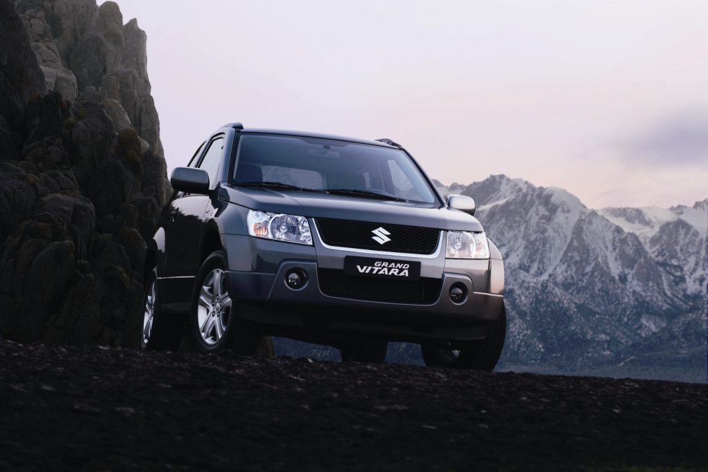 Suzuki Grand Vitara photo 28713