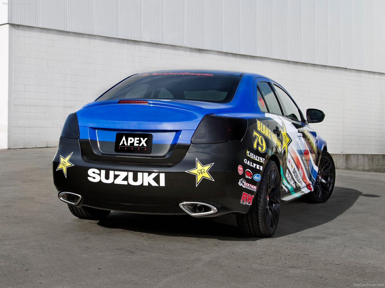 Suzuki Kizashi Apex Concept photo 80111
