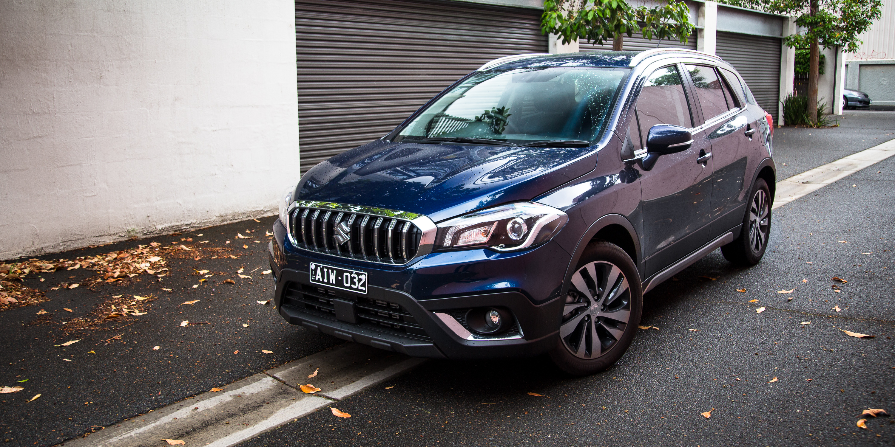 Suzuki S-Cross photo 173192