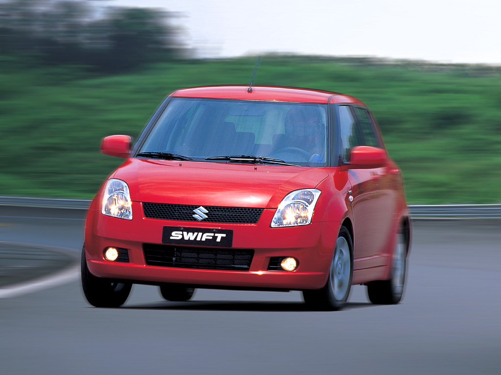 Suzuki Swift photo 16234
