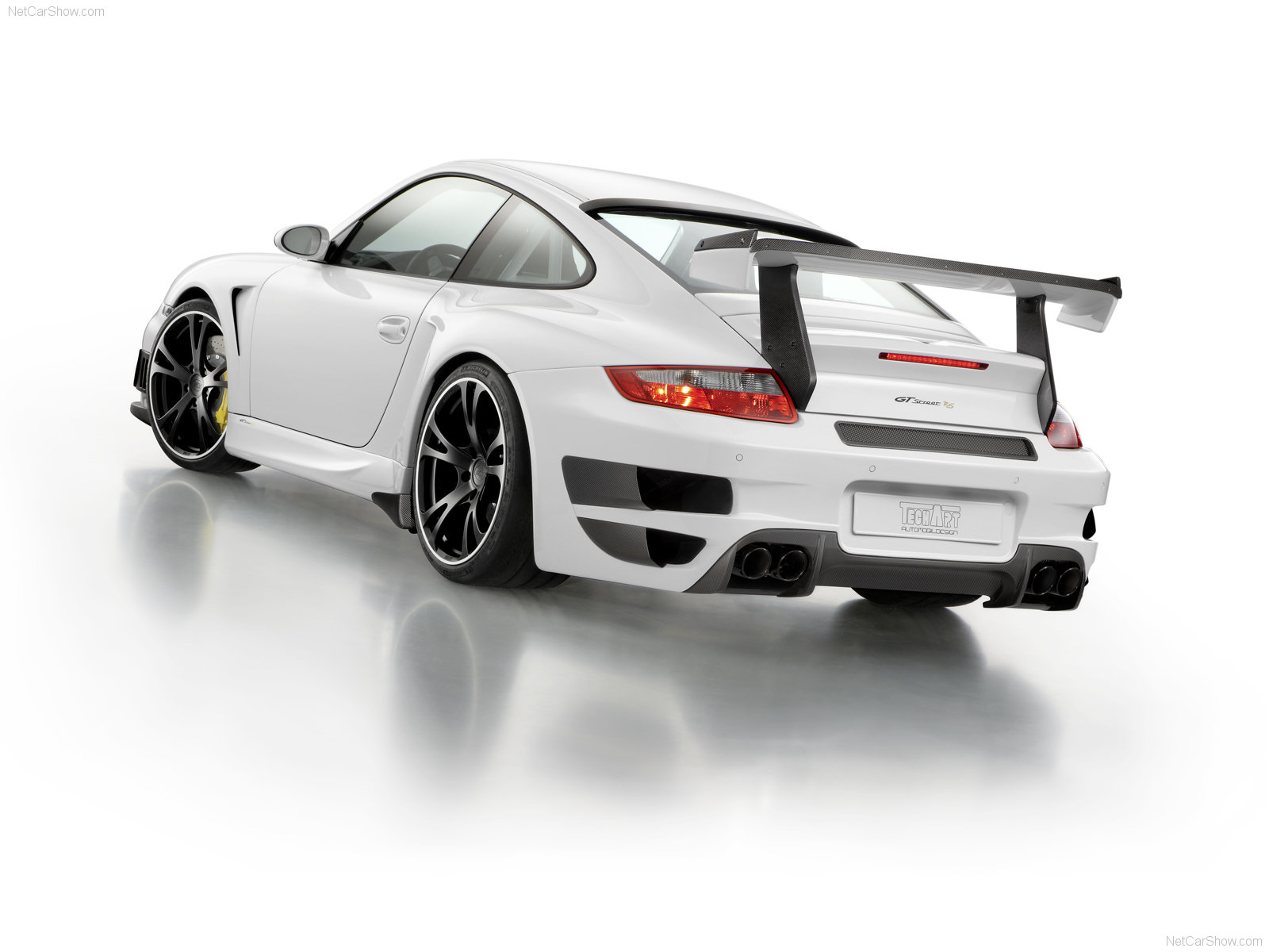 Techart 911 GT2 GTstreet RS photo 58451