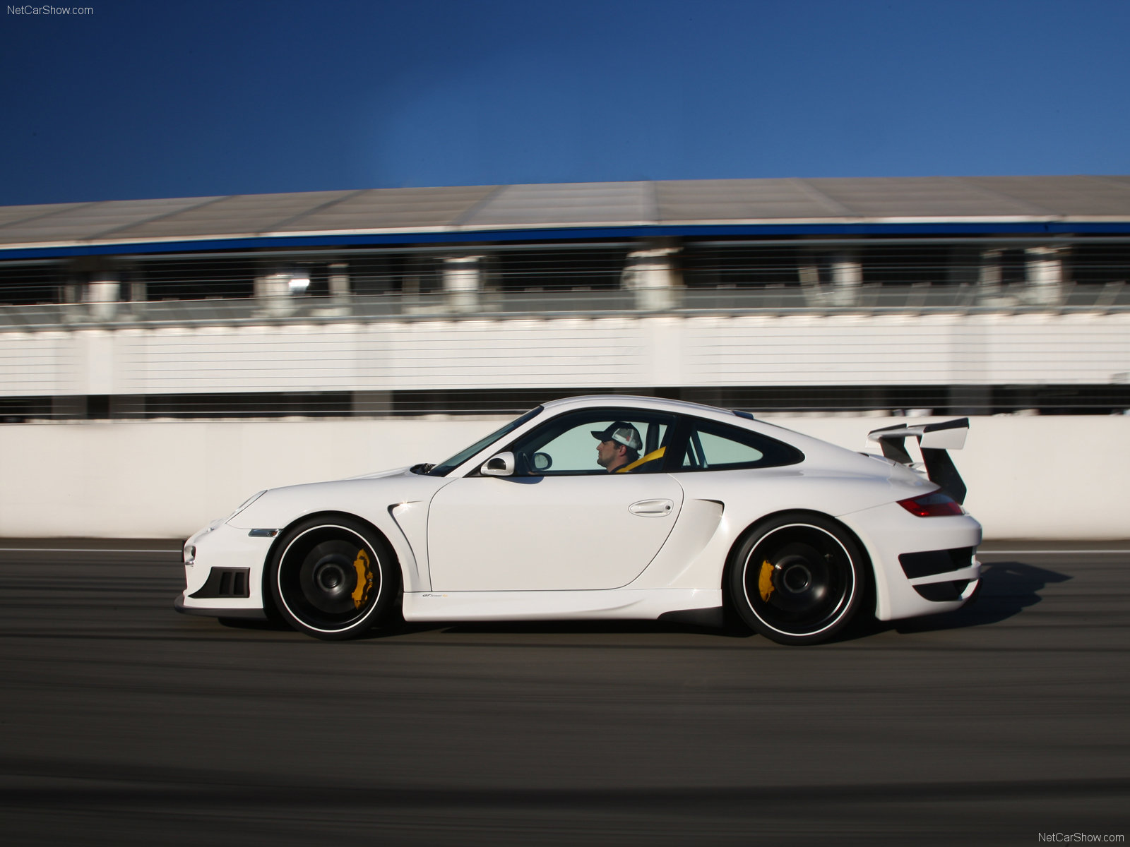 Techart 911 GT2 GTstreet RS photo 58454