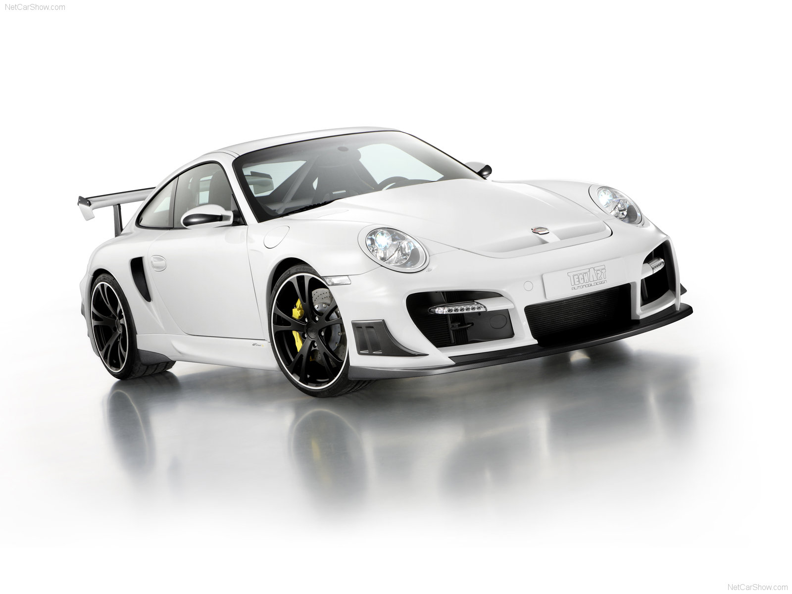 Techart 911 GT2 GTstreet RS photo 58456