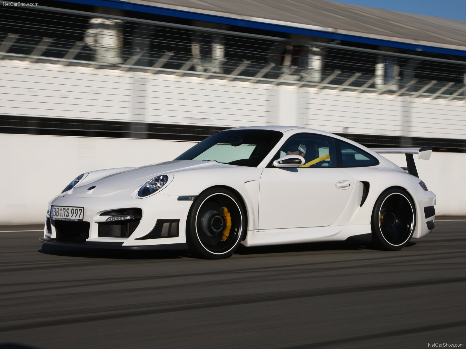 Techart 911 GT2 GTstreet RS photo 58459