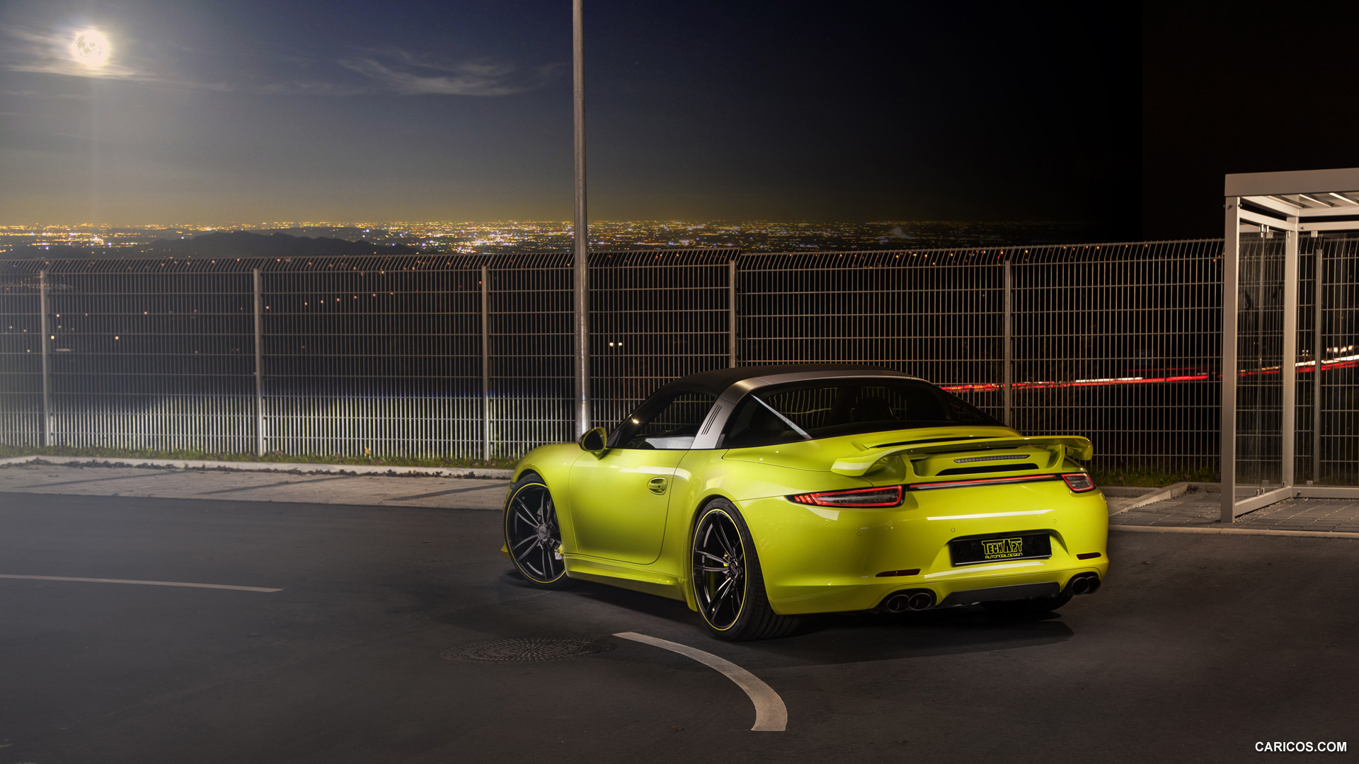 Techart 911 Targa 4 photo 133998