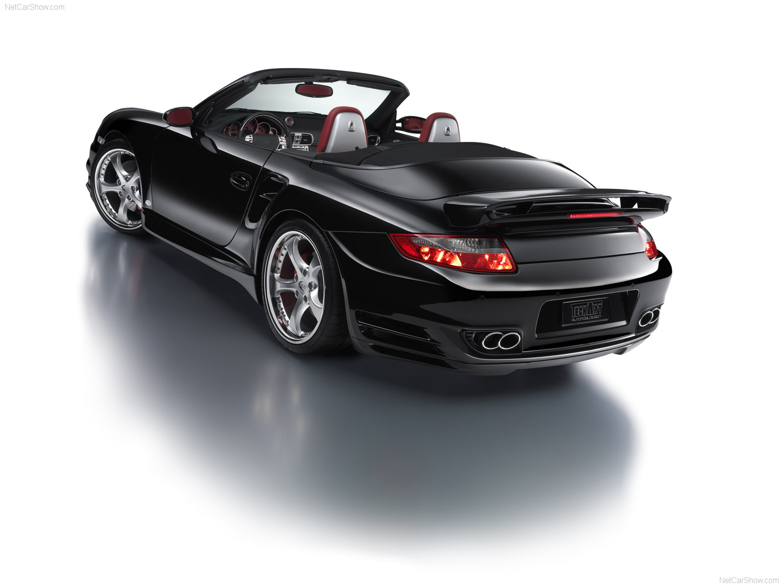 Techart 911 Turbo Cabriolet photo 49563