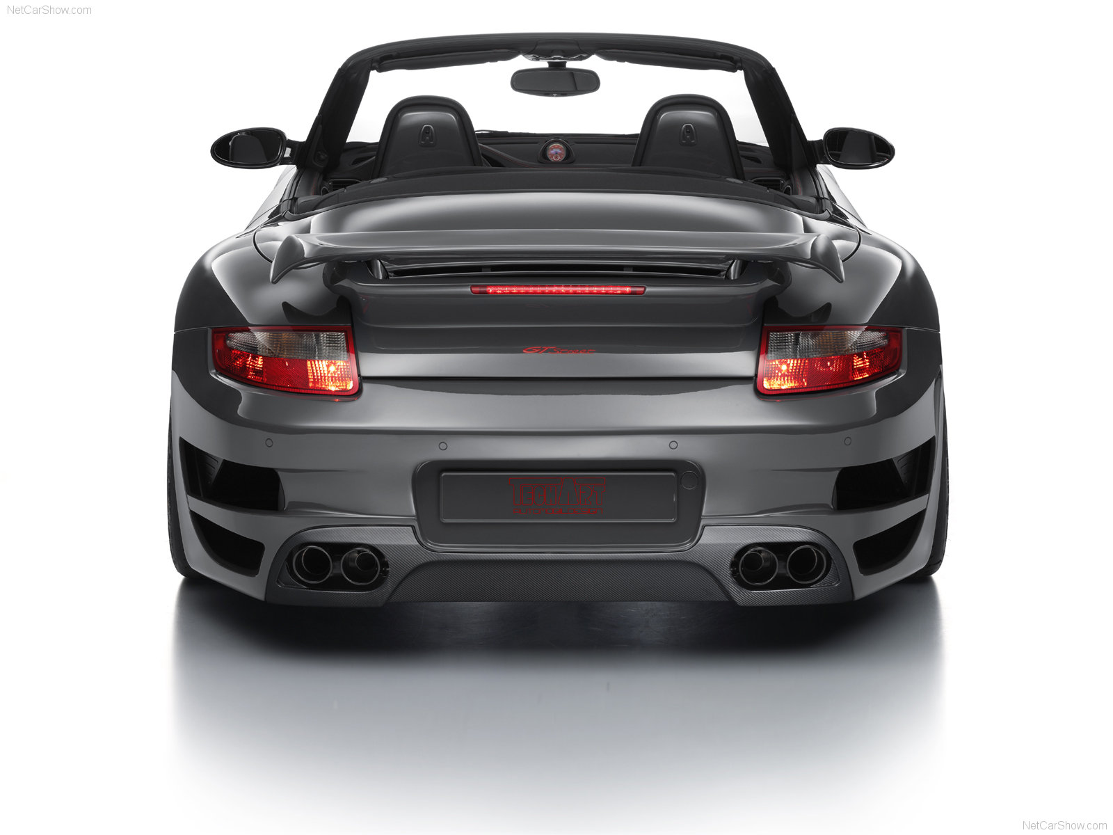 Techart 911 Turbo GTstreet Cabrio photo 52703