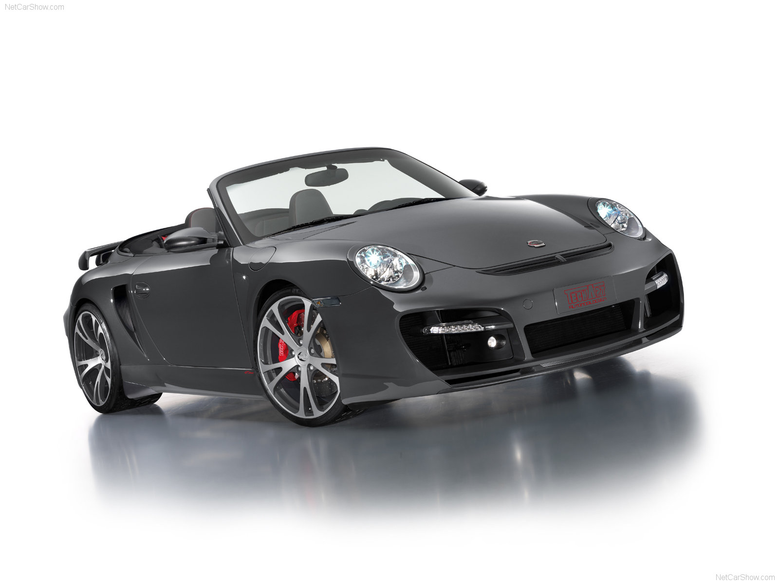 Techart 911 Turbo GTstreet Cabrio photo 52707