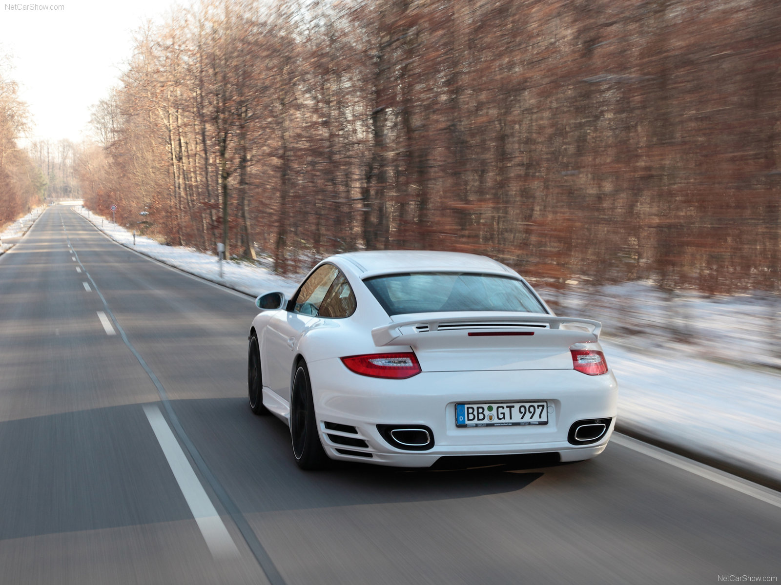 Techart Porsche 911 Turbo photo 71908