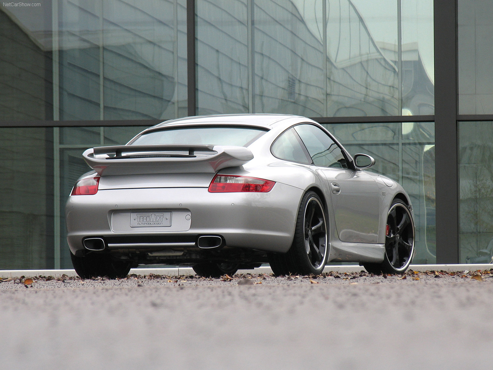 Techart Porsche 997 911 Carrera photo 64705