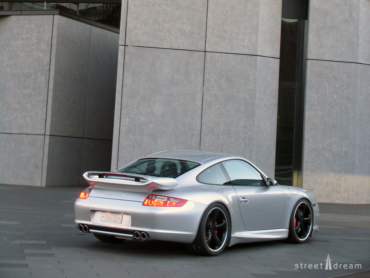 Techart Porsche 997 911 Carrera S photo 17722