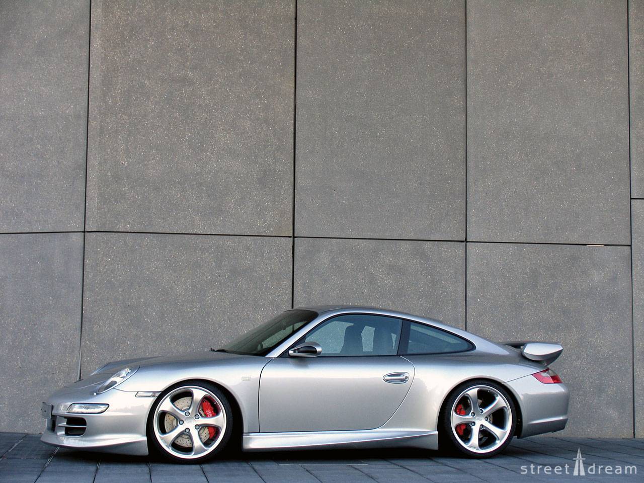 Techart Porsche 997 911 Carrera S photo 17724