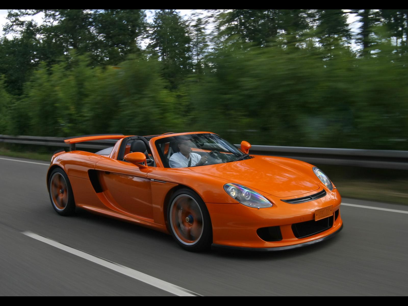 Techart Porsche Carrera GT photo 37820