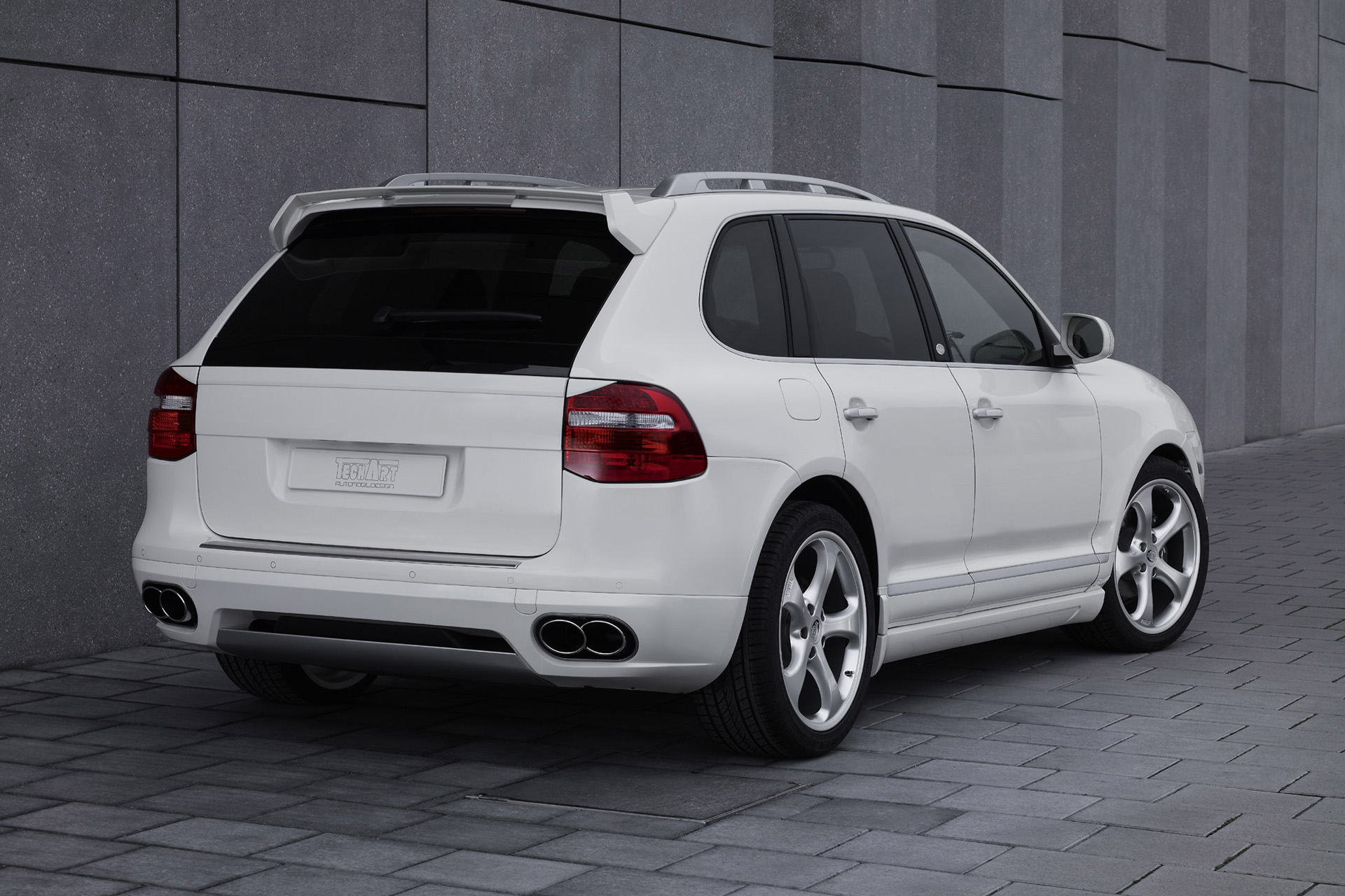 Techart Porsche Cayenne Diesel photo 66858