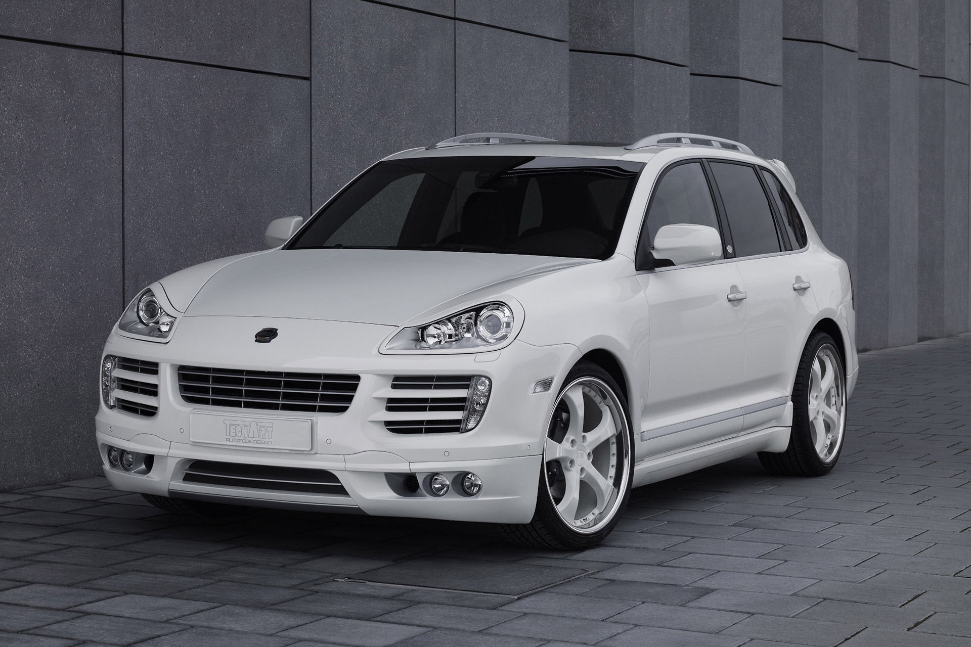 Techart Porsche Cayenne Diesel photo 66859