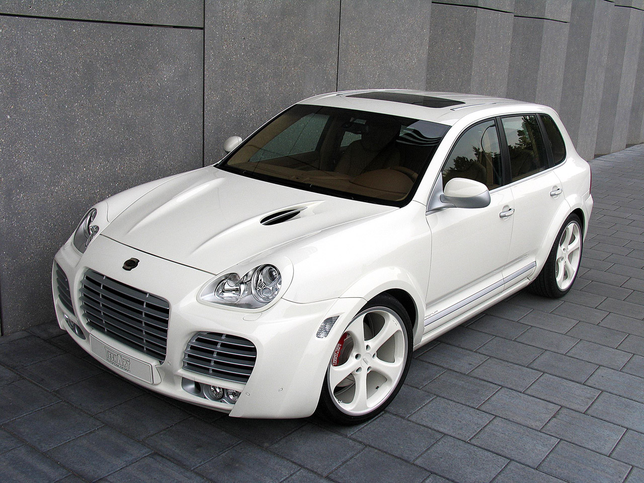 Techart Porsche Cayenne Magnum photo 27308
