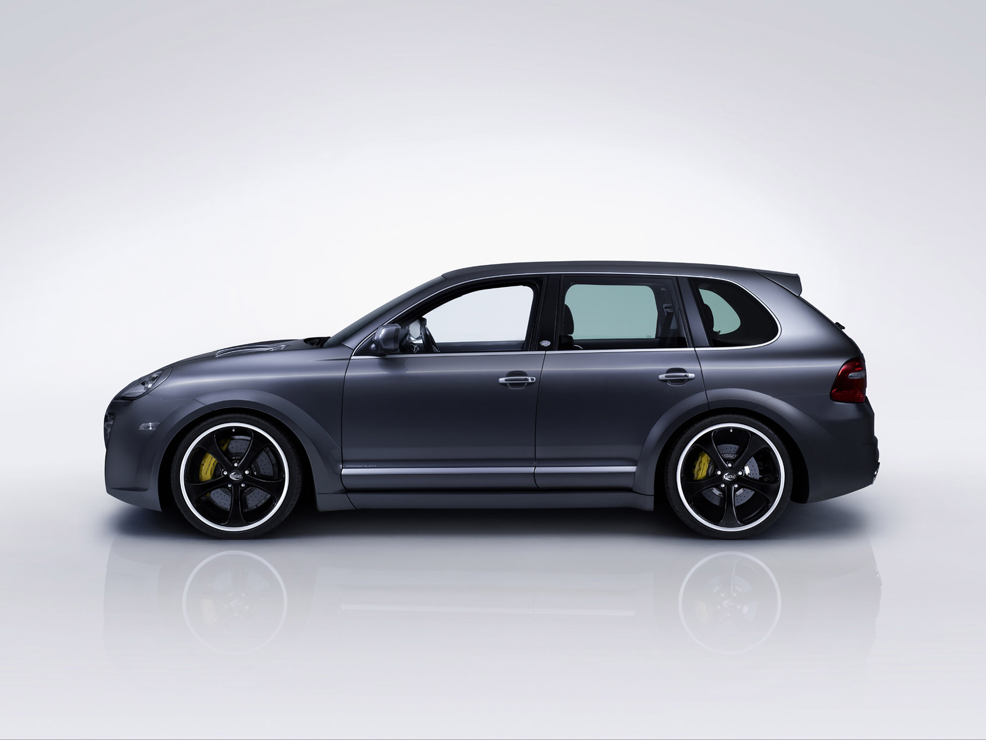 Techart Porsche Cayenne Magnum photo 70107