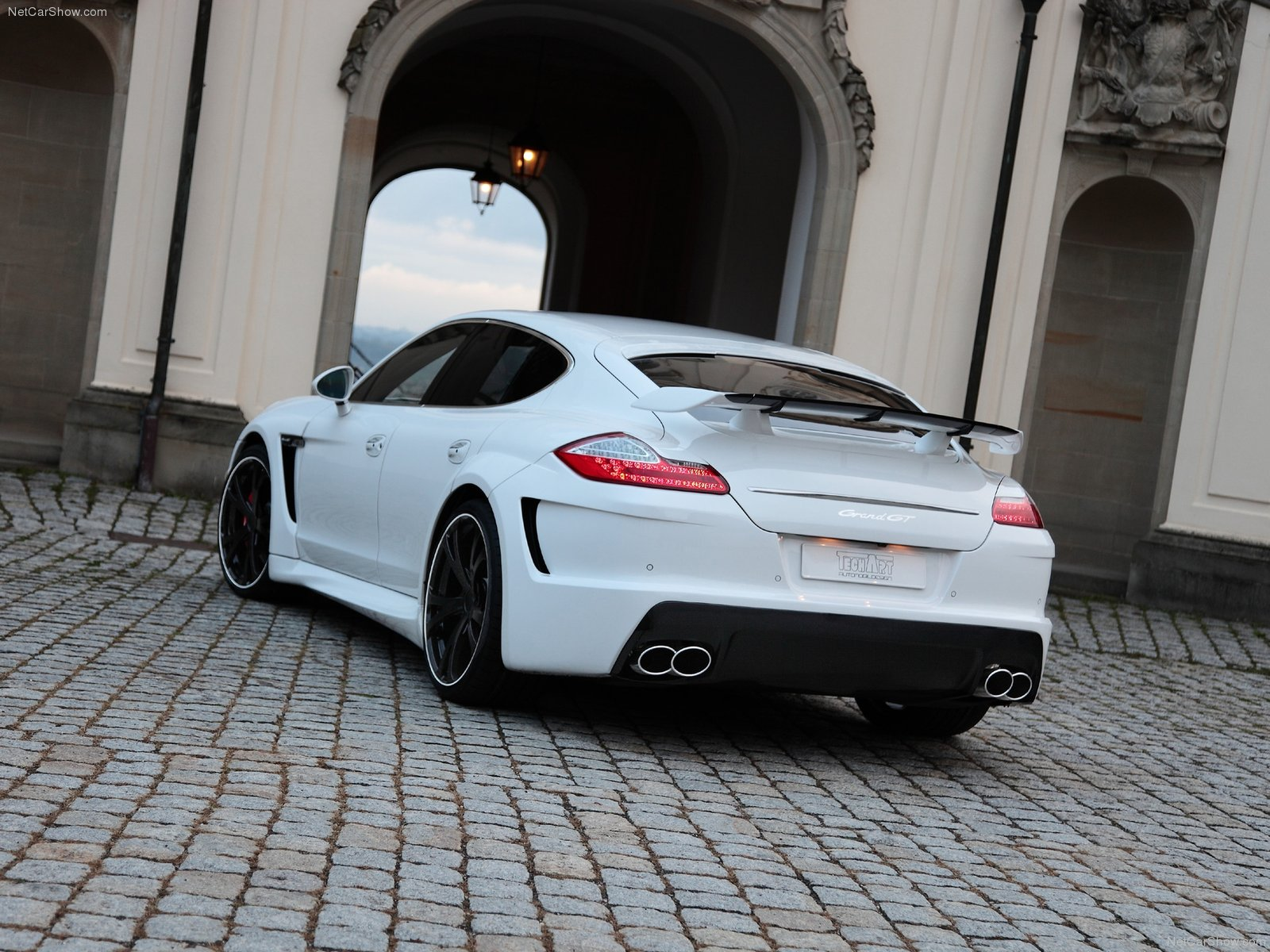 Techart Porsche Panamera GrandGT photo 76498