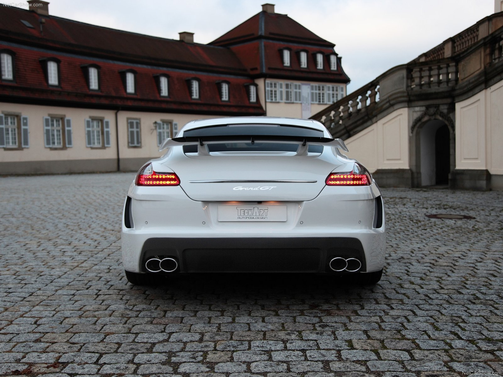 Techart Porsche Panamera GrandGT photo 76499
