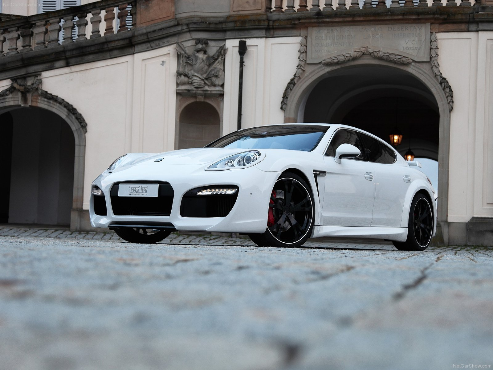 Techart Porsche Panamera GrandGT photo 76502