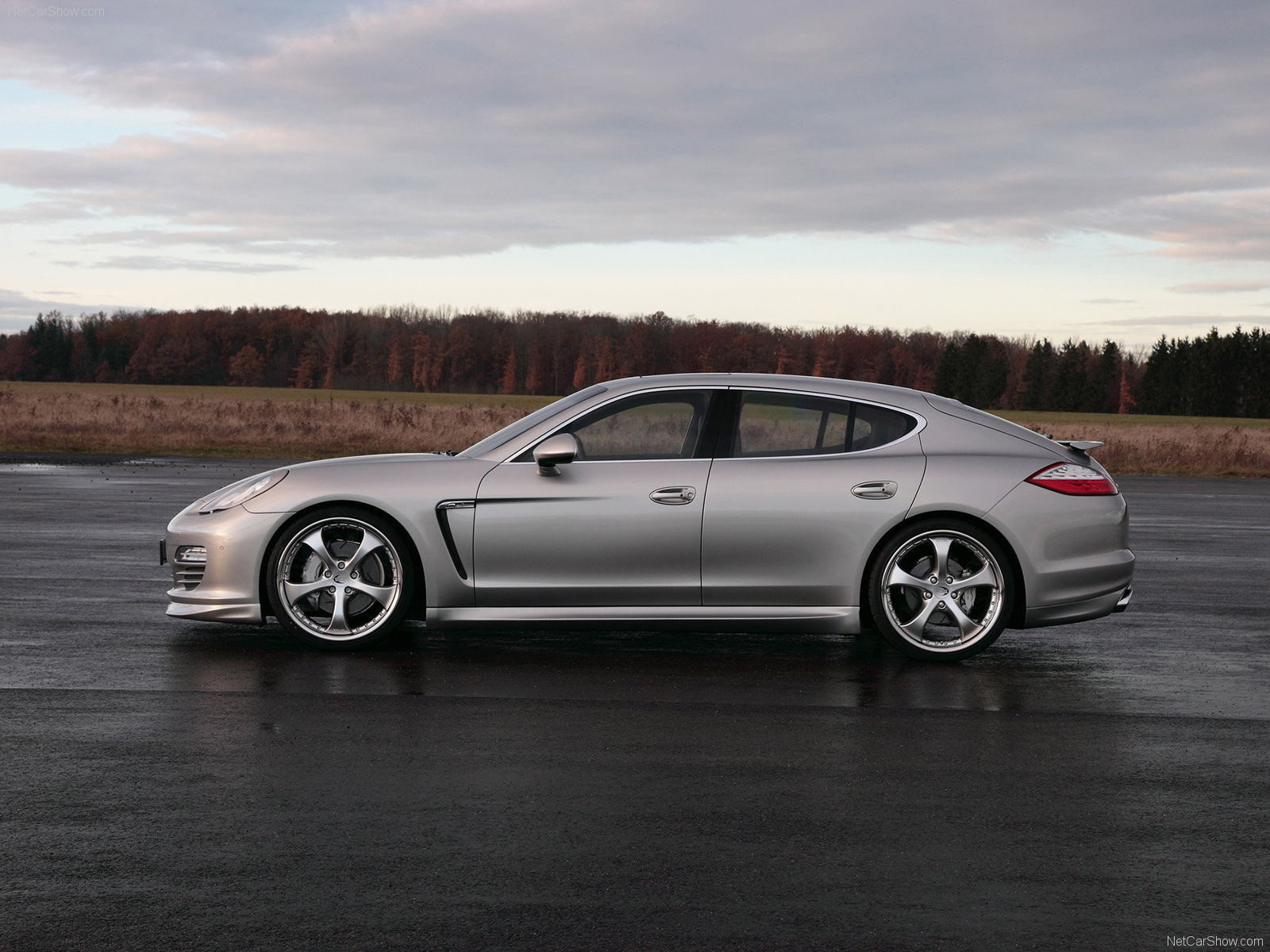 Techart Porsche Panamera photo 70922