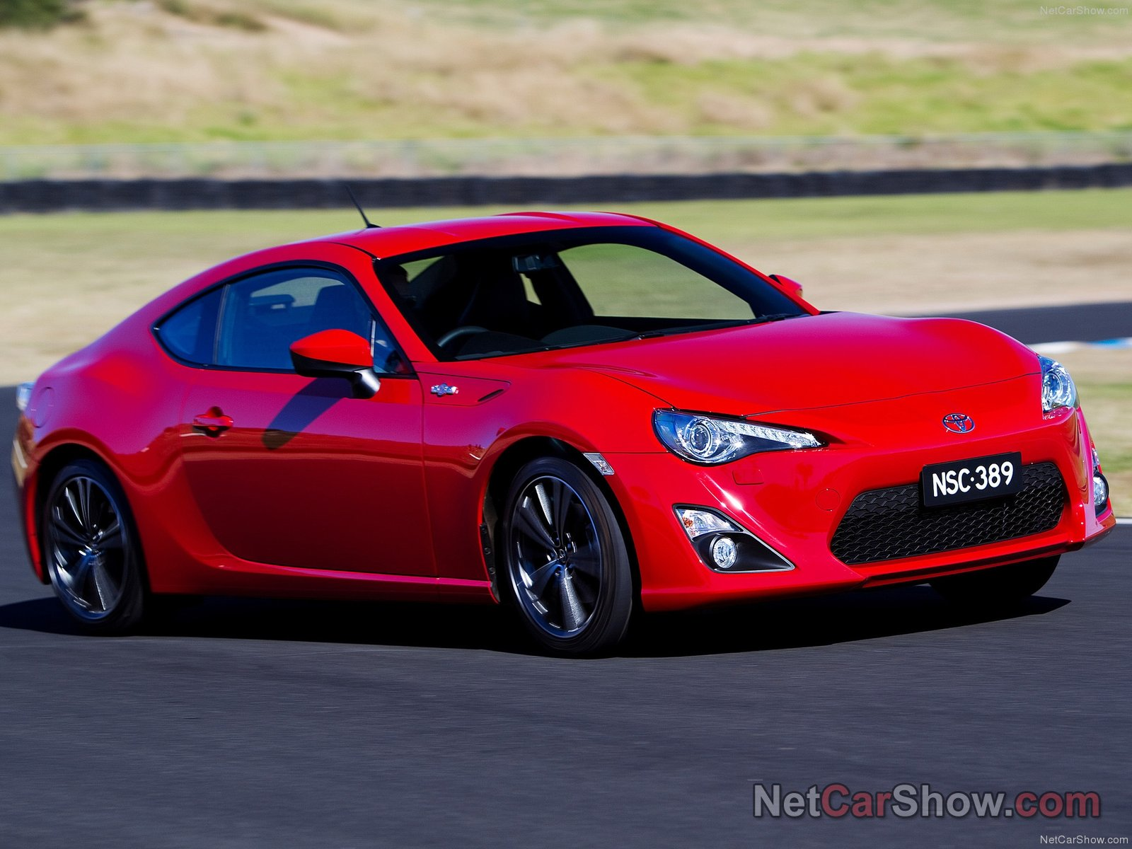 Toyota 86 GTS photo 93868