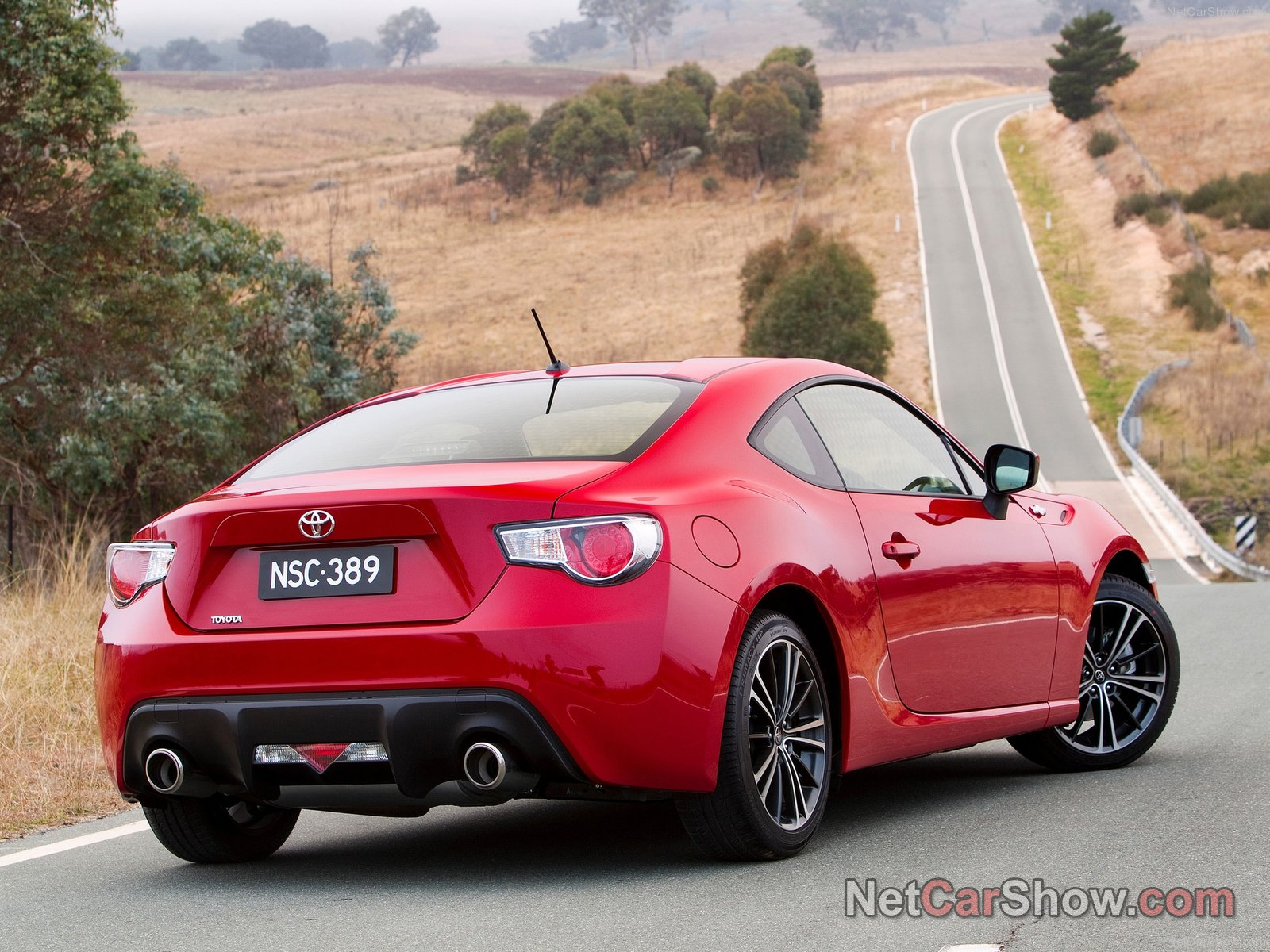 Toyota 86 GTS photo 93874