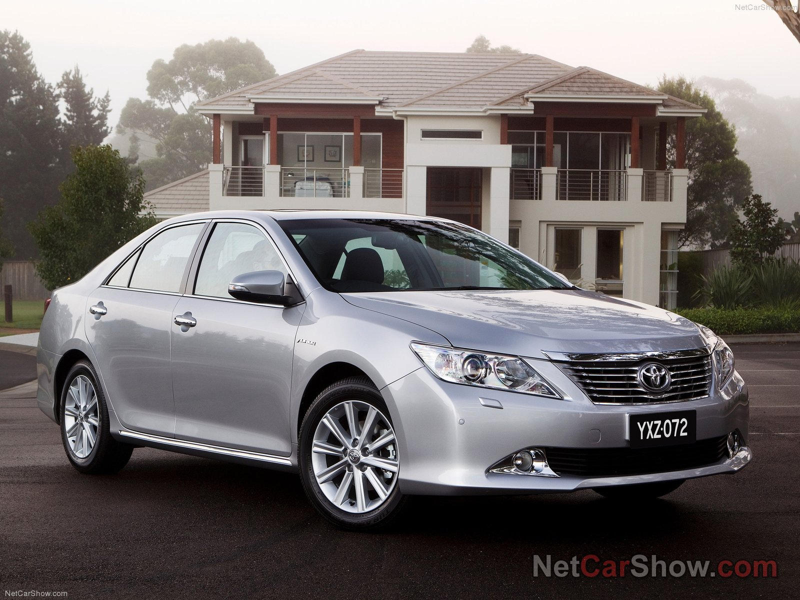 Toyota Aurion photo 91565