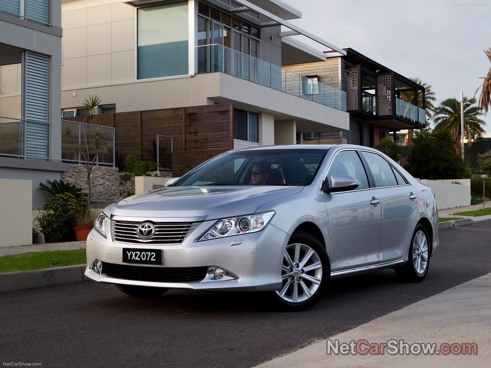 Toyota Aurion photo 91568