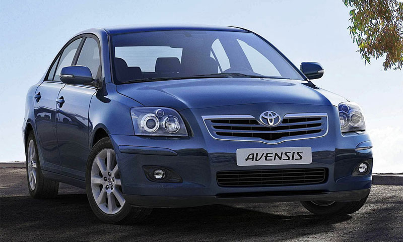 Toyota Avensis photo 36116