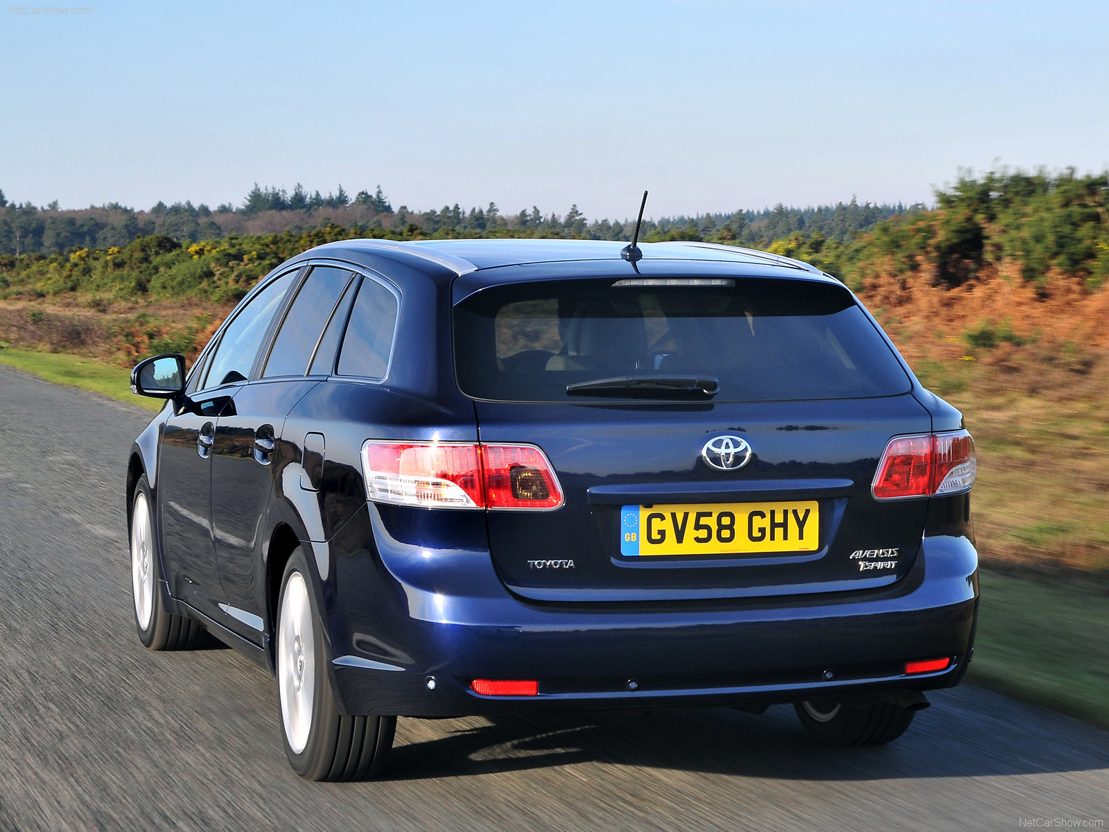 Toyota Avensis Tourer photo 72229