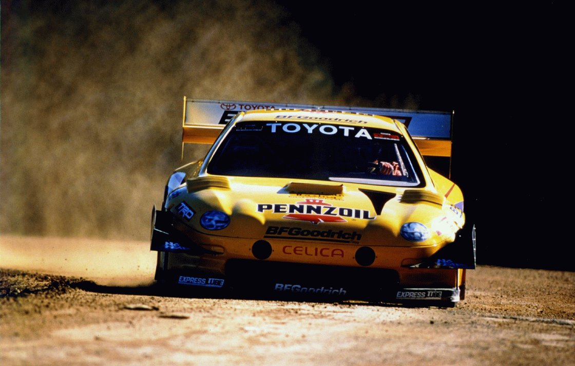 Toyota Celica GT Pikes Peak photo 36965