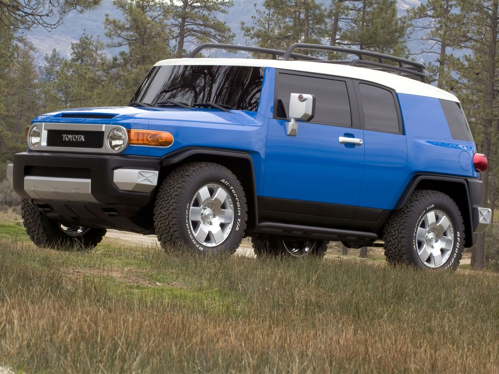 Toyota FJ Cruiser photo 21022