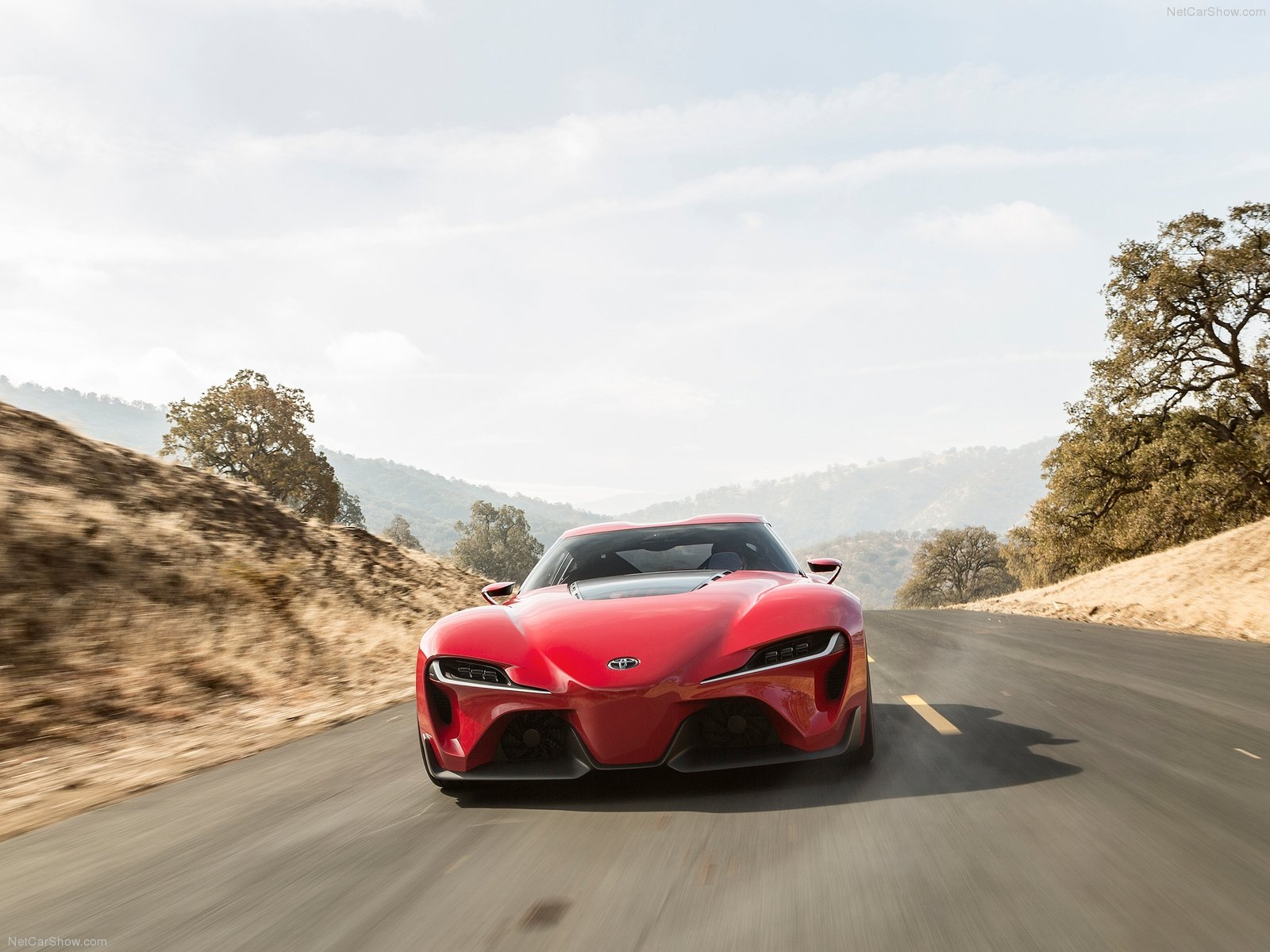 Toyota FT-1 Concept photo 106932