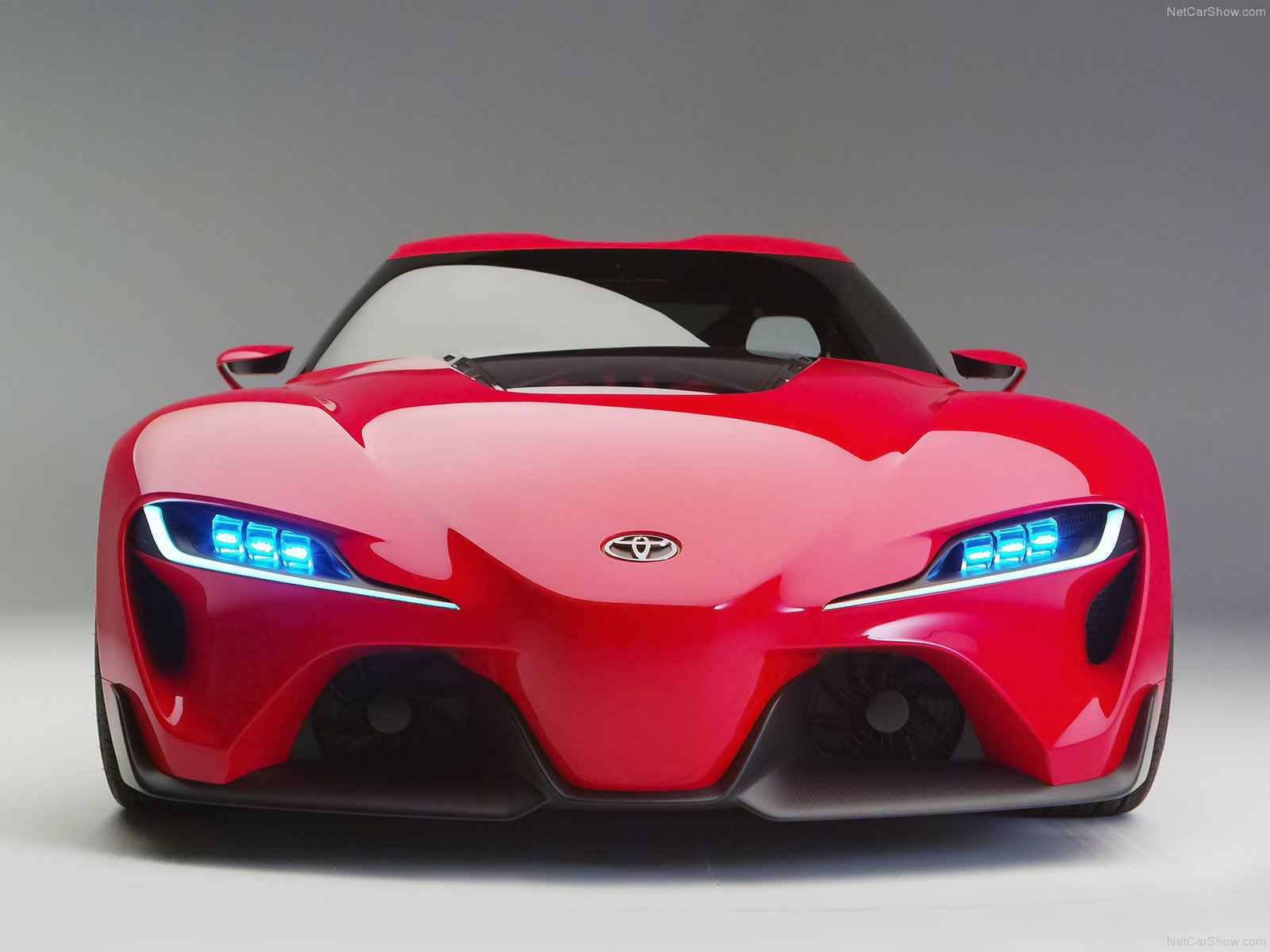 Toyota FT-1 Concept photo 106947
