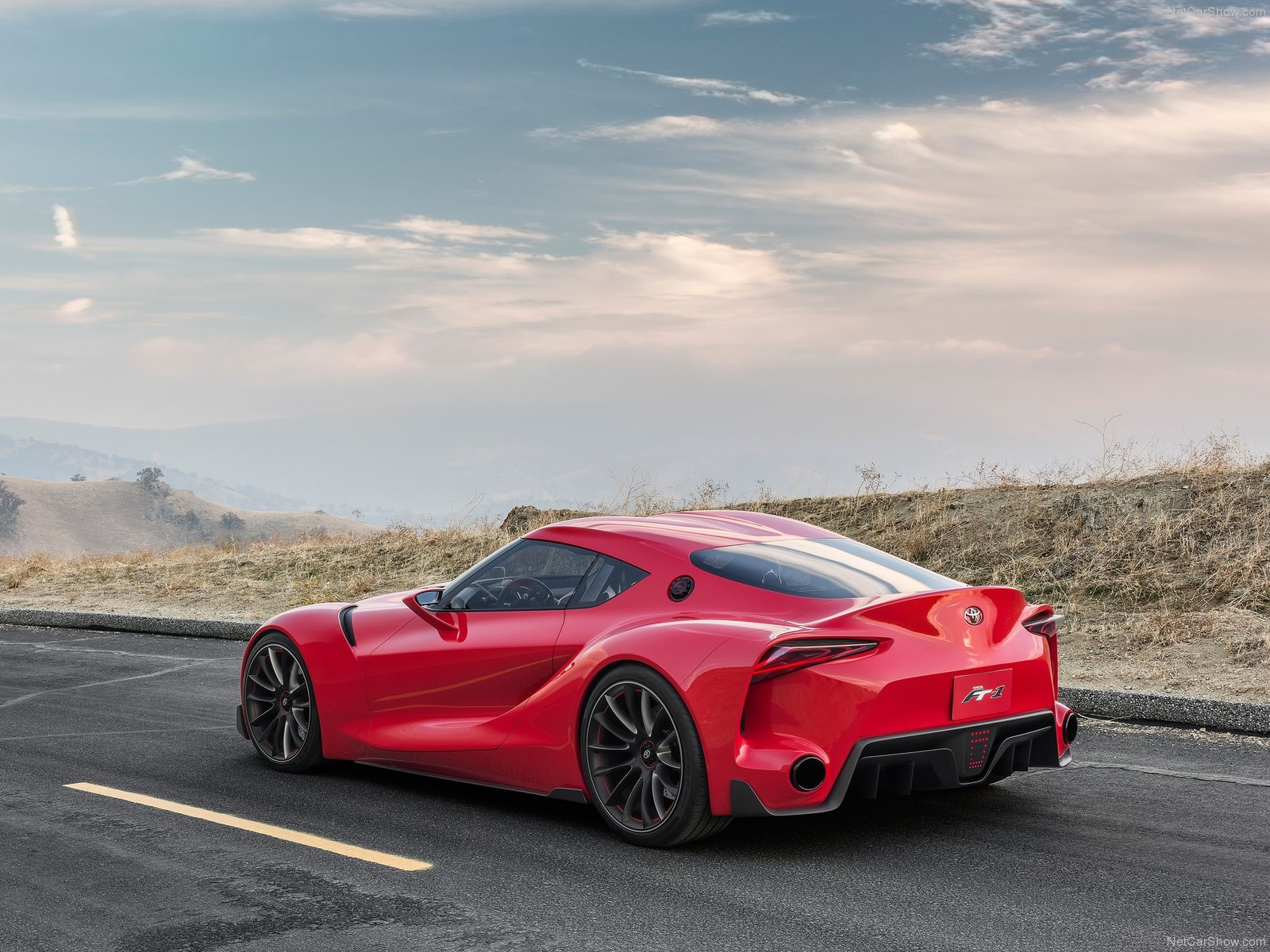 Toyota FT-1 Concept photo 106954