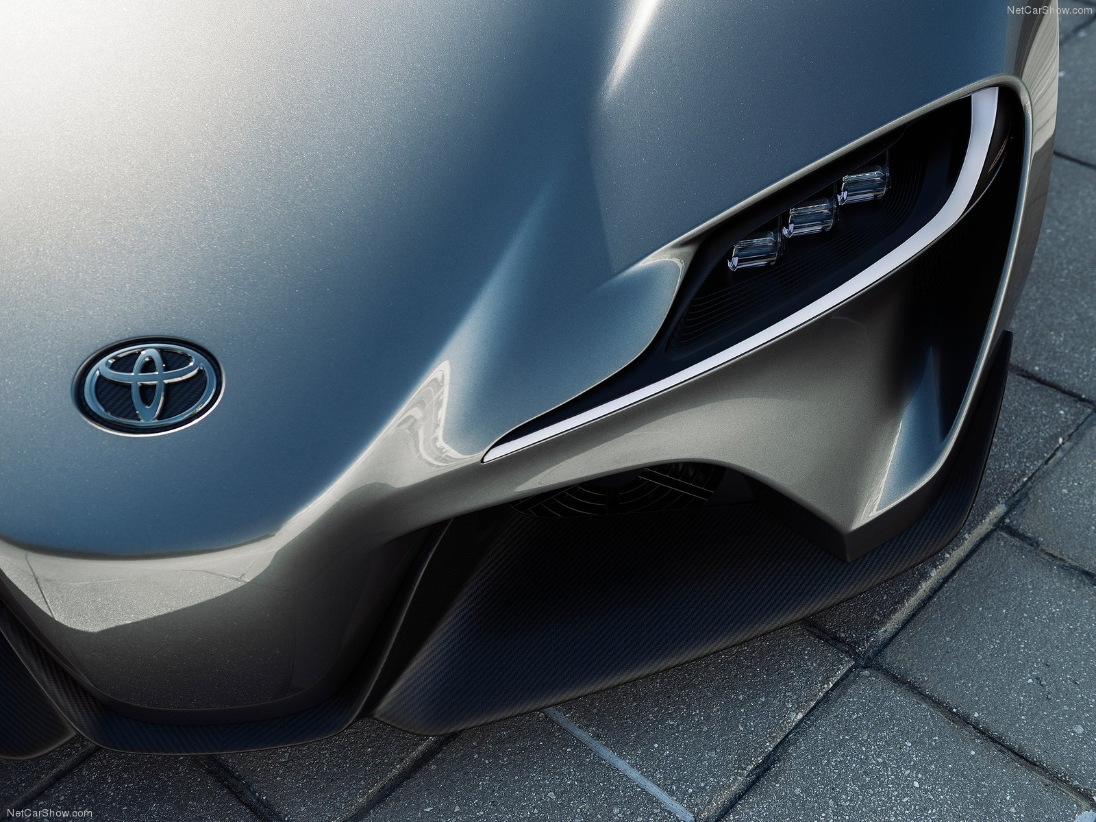 Toyota FT-1 Graphite photo 127160